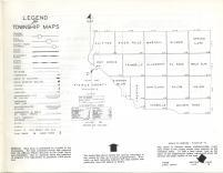 Index Map, Pierce County 1960